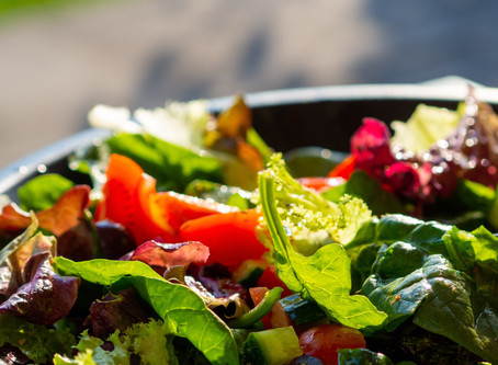 Why you should eat more salads