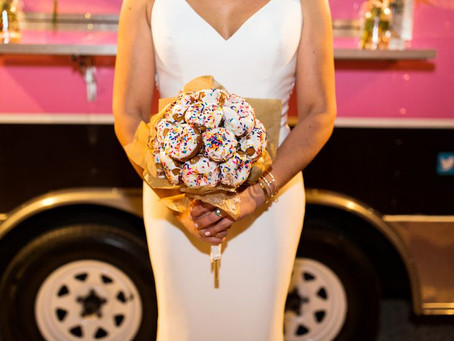 Doughnut Bouquets... Need I say more?