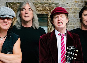 "AC/DC Announces the release of a new album ""Power Up"" due November 13th."