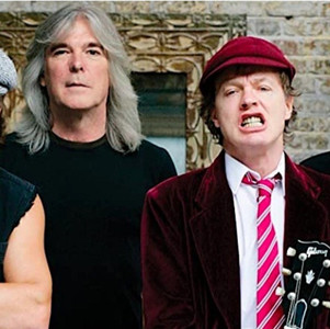 """AC/DC Announces the release of a new album """"Power Up"""" due November 13th."""