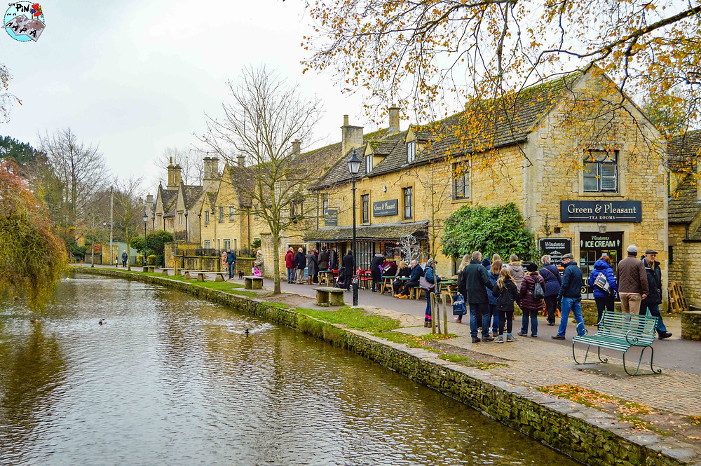 Bourton on the Water, ruta por Cotswolds | Un Pin en el Mapa