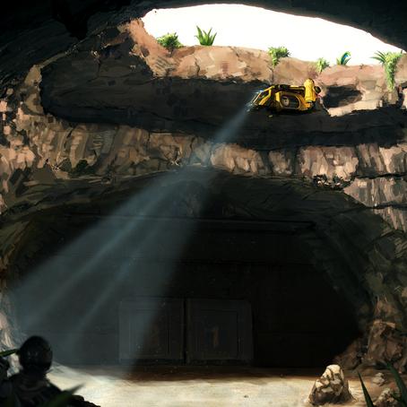 Exploration - Où trouver des grottes dans le verse
