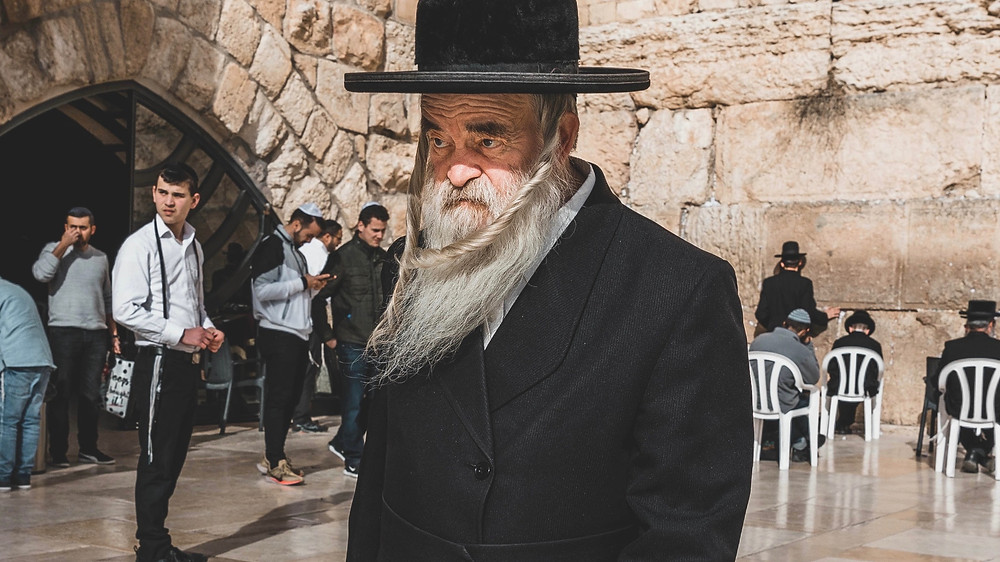 Jewish orthodox in Jerusalem