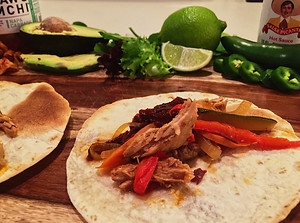 best slow cooker pork taco recipe