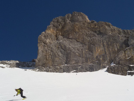 Skitour auf den Bergwerkskopf