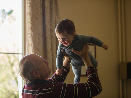 Healing Families Beyond the Couple- How Collaborative Helps Grandparents