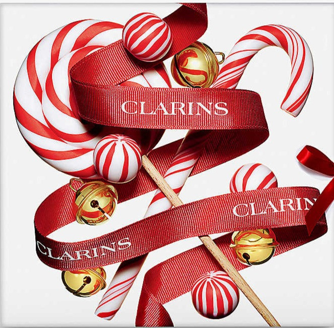 Clarins Christmas Campaign