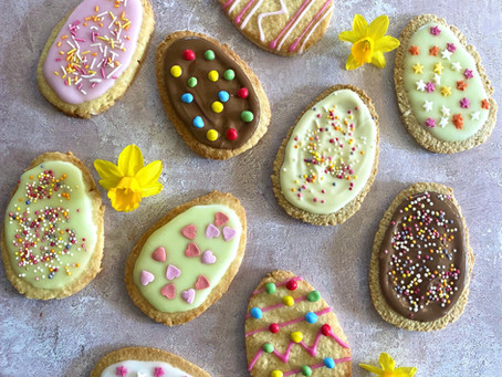 Cook Along with Steph Easter Biscuits