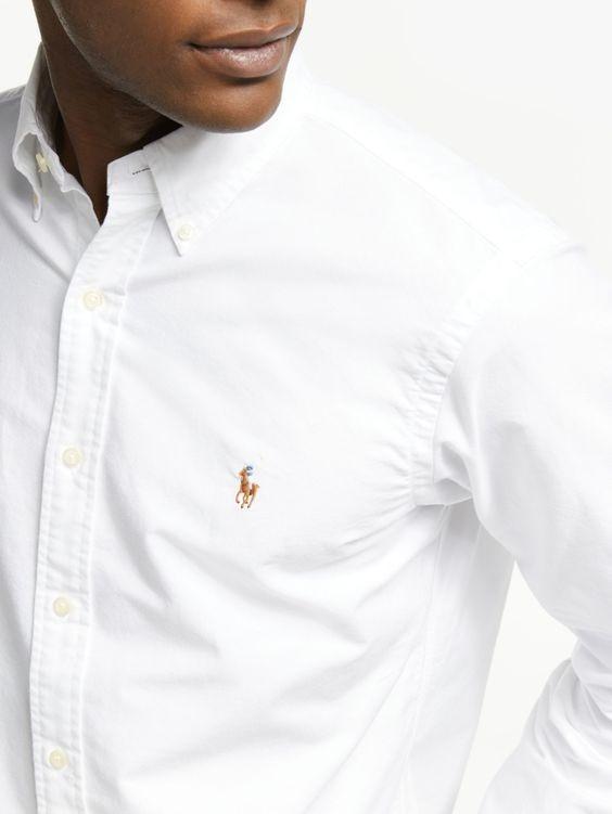 White Oxfords - Pinterest