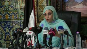 Aminatou Haidar advocates UN mechanism to monitor violations of Sahrawis' human rights by Morocco