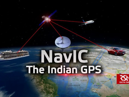 Indian GPS system 'NavIC' by ISRO, is ready to be available in mobiles