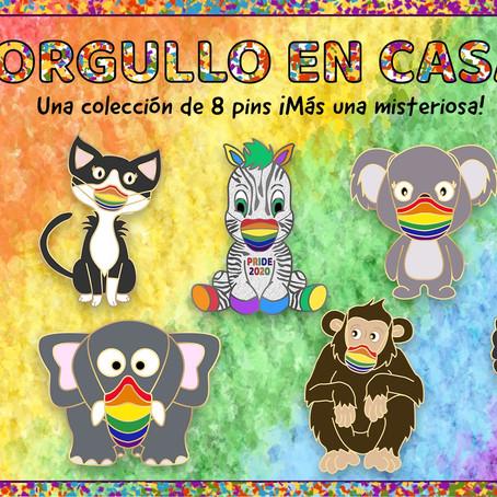 Pride 2020 Kickstarter (Traducción en español)