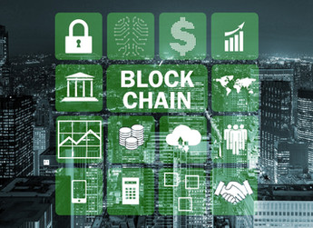 Blockchain is a promising technical challenge, not so much a legal issue.