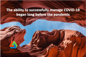 It is important to acknowledge that for many of our programs, the ability to successfully manage COVID-19 began long before the pandemic.  It begins with culture, and a strong culture cannot just be created overnight.