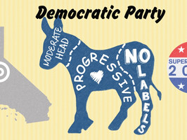 October Surprise: Progressives quietly now largest part of Democratic Party
