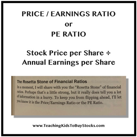 The Rosetta Stone of Financial Ratios
