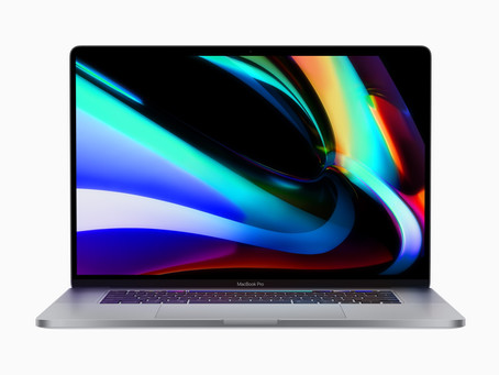 "REVIEW - 2019 16"" MacBook Pro"