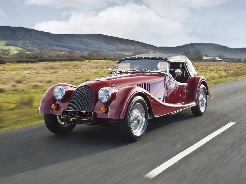 Morgan Motor Company | Rock Auto Club