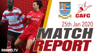 Match Report - Kingstonian