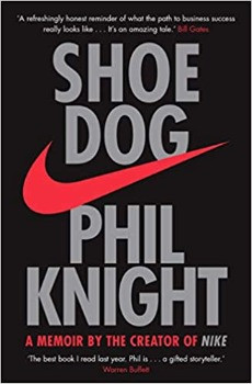 Autobiography of Phil Knight