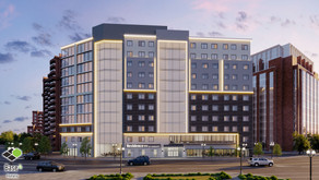 11-Story Residence Inn Hotel Planned in Downtown Clayton