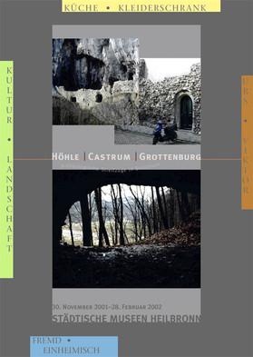 2001 Höhle | Castrum | Grottenburg