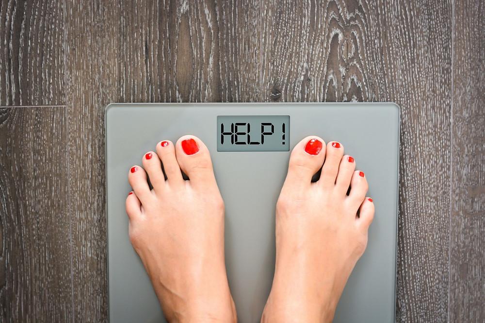 pensée positive pour perdre du poids durablement