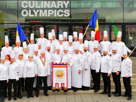 Au inceput Jocurile Olimpice Stuttgart 2020!
