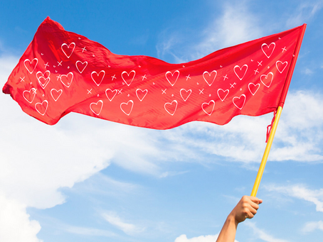 Handling Red Flags in a Relationship