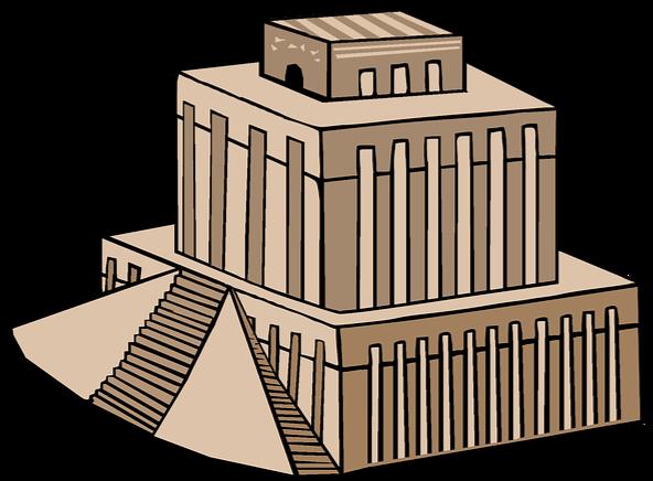 Templo da babilônia.