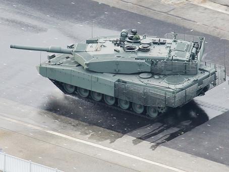 """ข่าวความคืบหน้าของ""""รถถังหลัก""""ของกองทัพในประชาคมอาเซียน"""