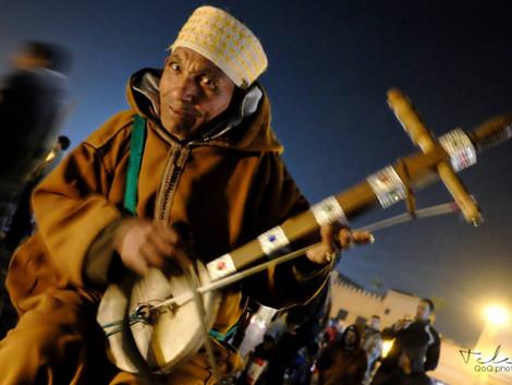 Οι αδέσποτες μουσικές του Μαρόκου