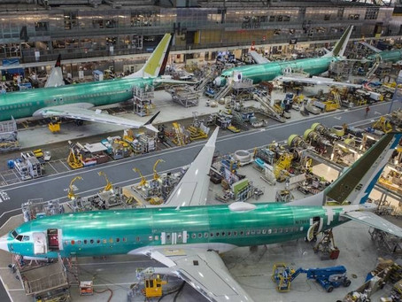 Boeing Plays Catch-up on 737