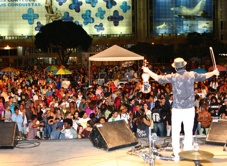 Variedade musical em edições anteriores reflete riqueza da produção afro-brasileira