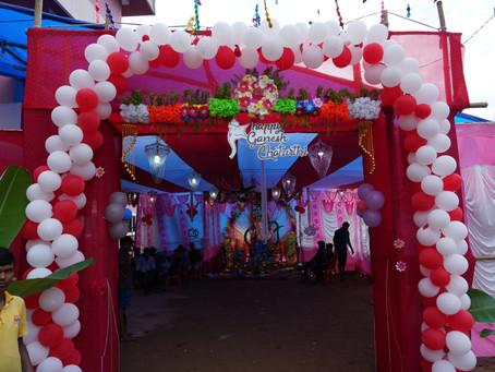 Ganesh Puja 02/09/2019