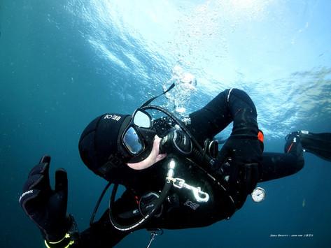 다이빙을 안전하게 한다는 것은 무엇인가..