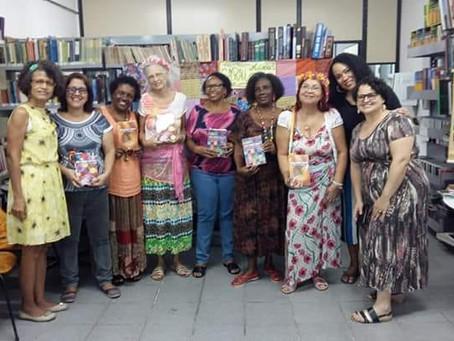 Saraus na Biblioteca de Bangu em maio e junho 2018