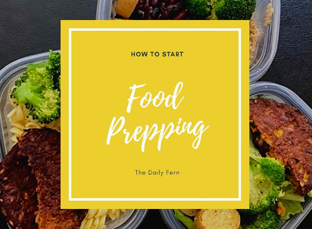 How to know if Fridge Prepping or Meal Prepping is Right for You