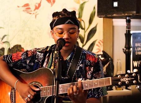 A Closer Look, Singer/Songwriter, Ayiana Maria