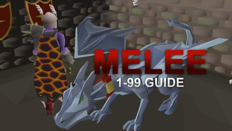 OSRS 1 99 Melee Combat Guide