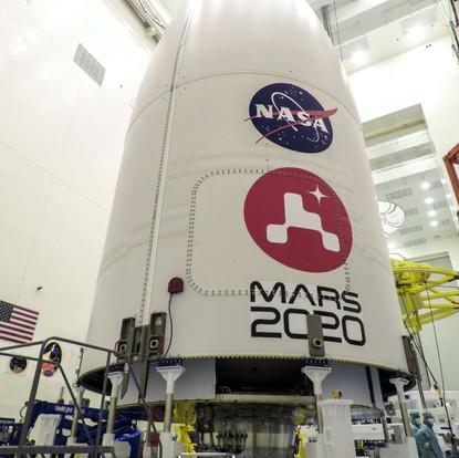 NASA delays launch of next Mars rover to no earlier than July 30