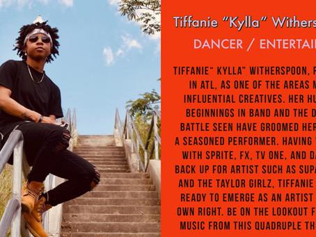 Interview with Dancer & Entertainer Tiffanie Kylla