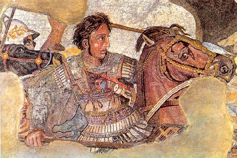 Batalla de Issos, Alejandro Magno, hectorrc.com