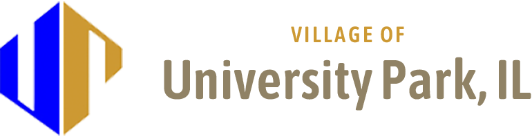 village of university park illinois logo