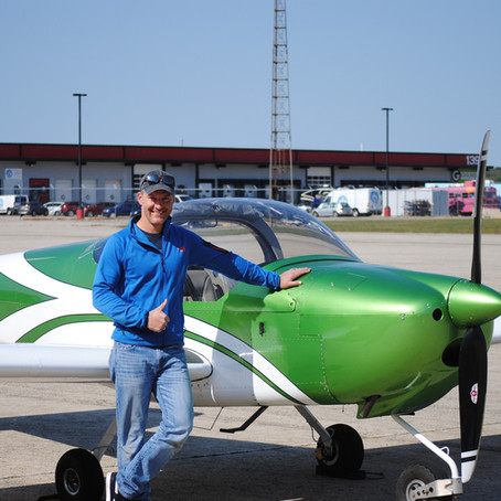 Checkride PASSED! New Private Pilot Andrew R.