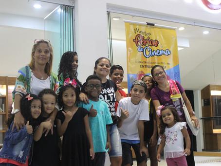 Ponto Cine realiza a abertura da Mostra Férias de Cinema em parceria com Rio Filme
