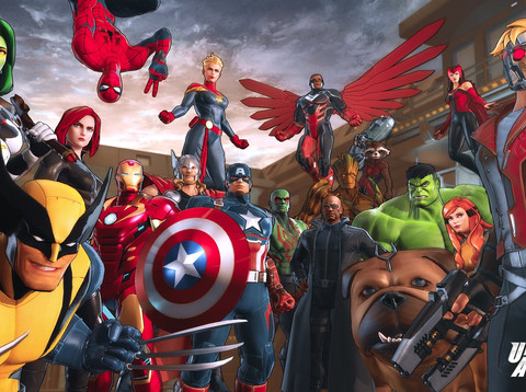 The(G)net Review: Marvel Ultimate Alliance 3