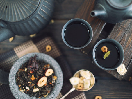 Tea, tea, the magical drink...