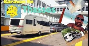 YUNANİSTAN/THASSOS ADASI/Golden Beach camping