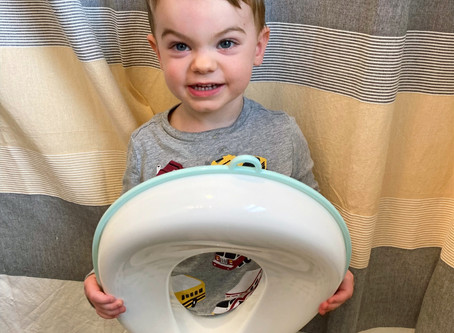 Potty Training with OCPT